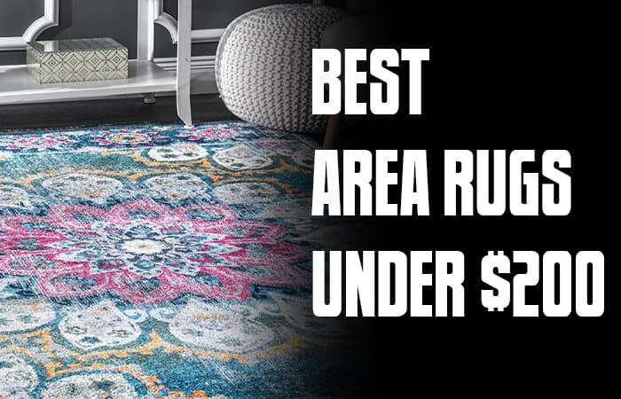 best area rugs under 200