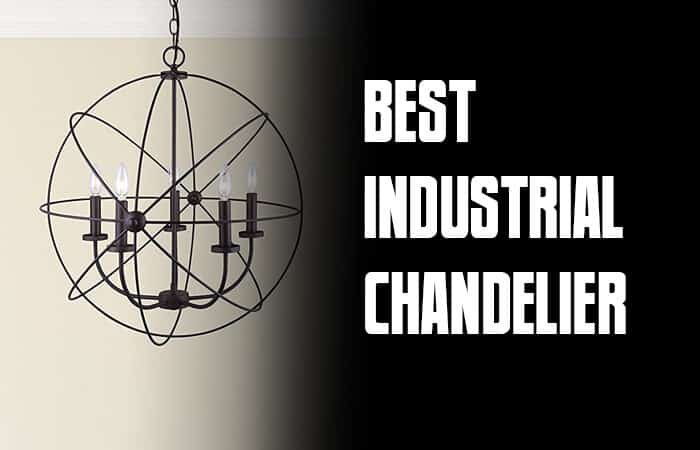 best industrial chandelier