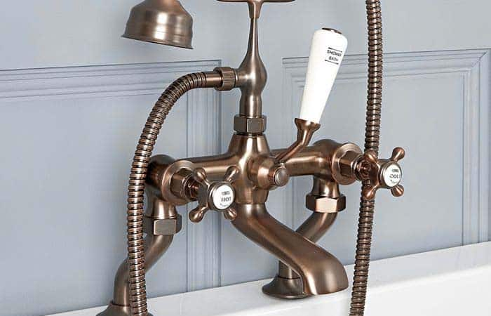 Replace a Two Handle Bathtub Faucet